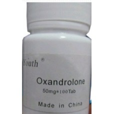China Anavar Oxandrolone 50mg*100pills 1bottle