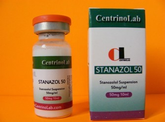 Stanozolol Suspension 50mg*10ml 20boxes