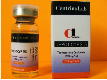 Testosterone Cypionate 250mg*10ml 15boxes